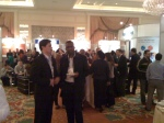 Shot of the Opening Reception
