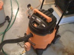 The New Wet Dry Vac