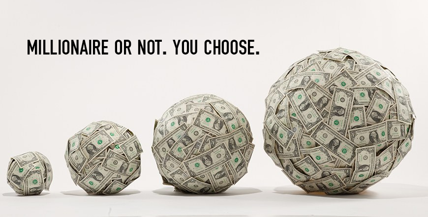 Millionaire or Not. You Choose.